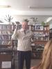 23 квітня - Всесвітній день книги та авторського права. Зустріч з поетом Олегом Германом