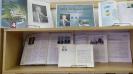 Книжкова виставка-привітання Патону Б. Є.