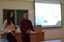Розвиток української суспільної географії у міжвоєнний період (студентська конференція)